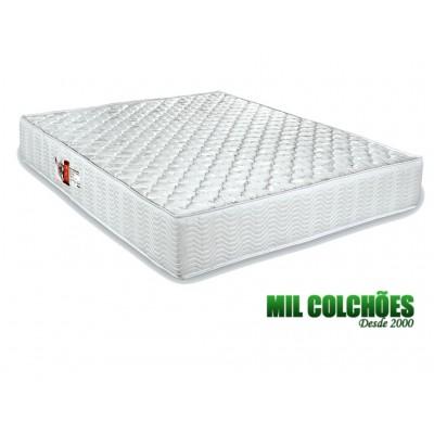 Colchão Toraflex Casal King Carrara D45 193x203x24 Certificado Inmetro