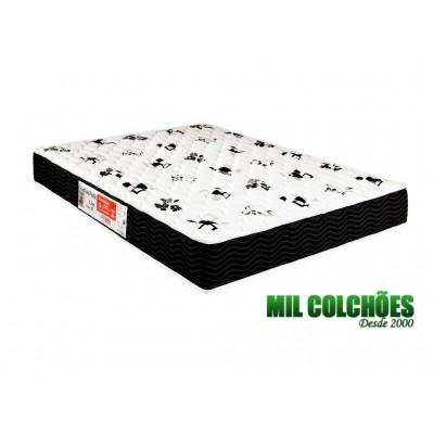 Colchão Orthoflex Confortpedic D45 128x188x18 Inmetro