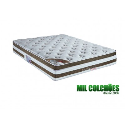 Colchão Orthocrin Exception Látex King 193x203x34