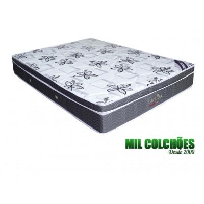 Colchão Toraflex Solteiro Ouroflex 88x188x25 Molas Bonnel Eurotop