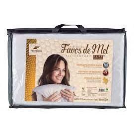 Travesseiro Favos De Mel Plus Suporte Alto
