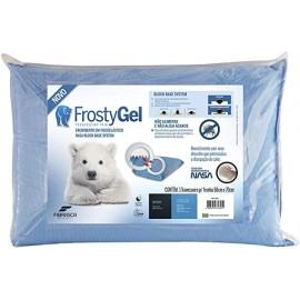 travesseiro frosty Gel Fibra 50x70cm