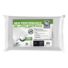 Travesseiro Latex Plus Lavavel  Sintetico